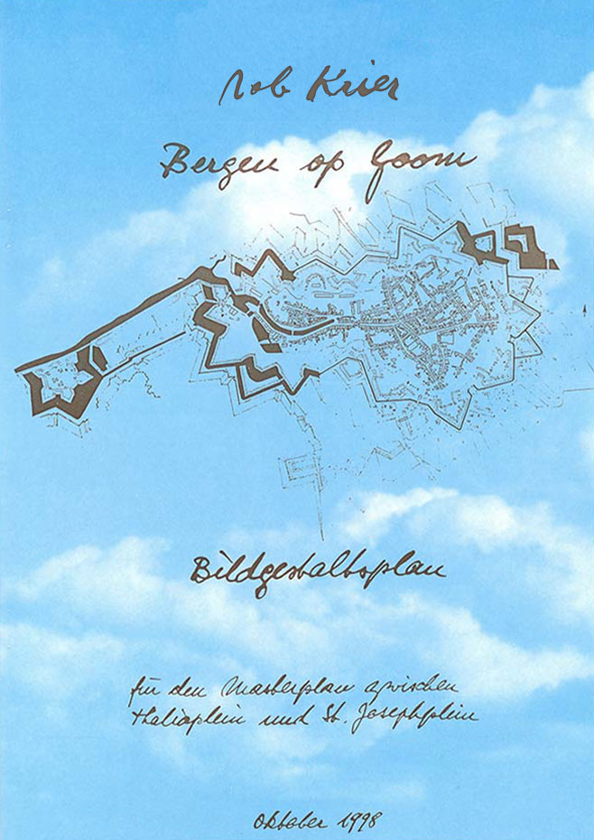 "Cover of the book ""Bergen Op Zoom"""