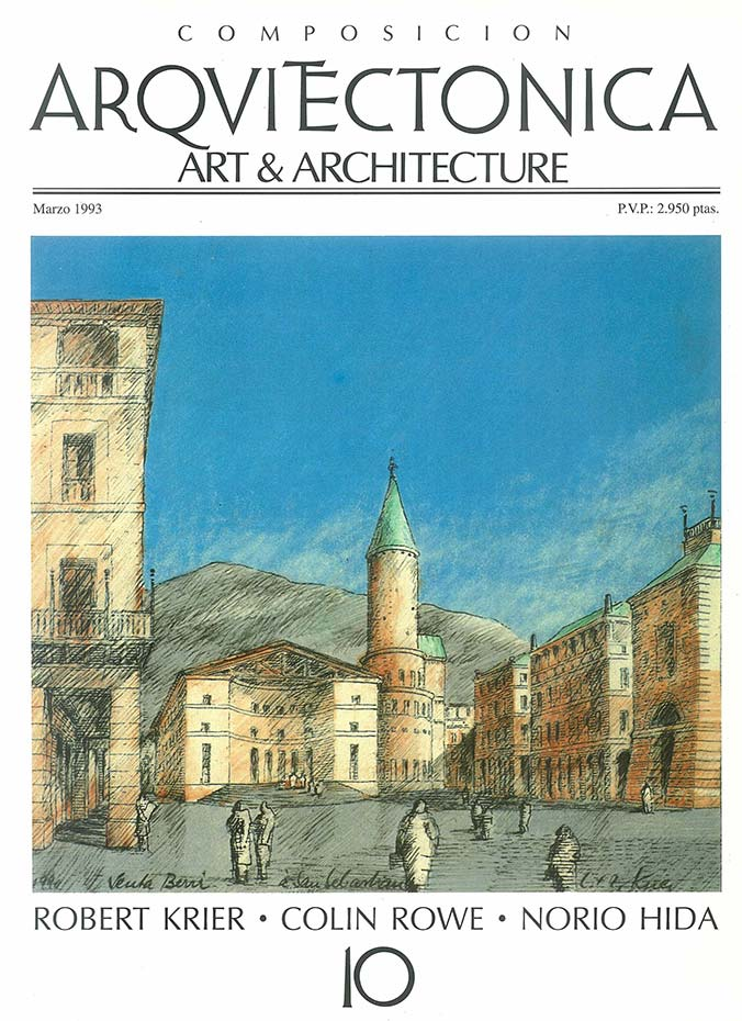"Cover of the book ""Composition Architectonica"""