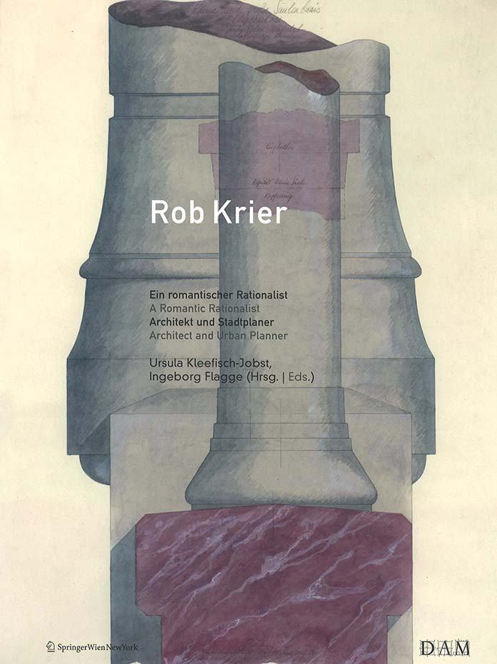 "Cover of the book ""Ein romantischer Rationalist - A Romantic Rationalist"""