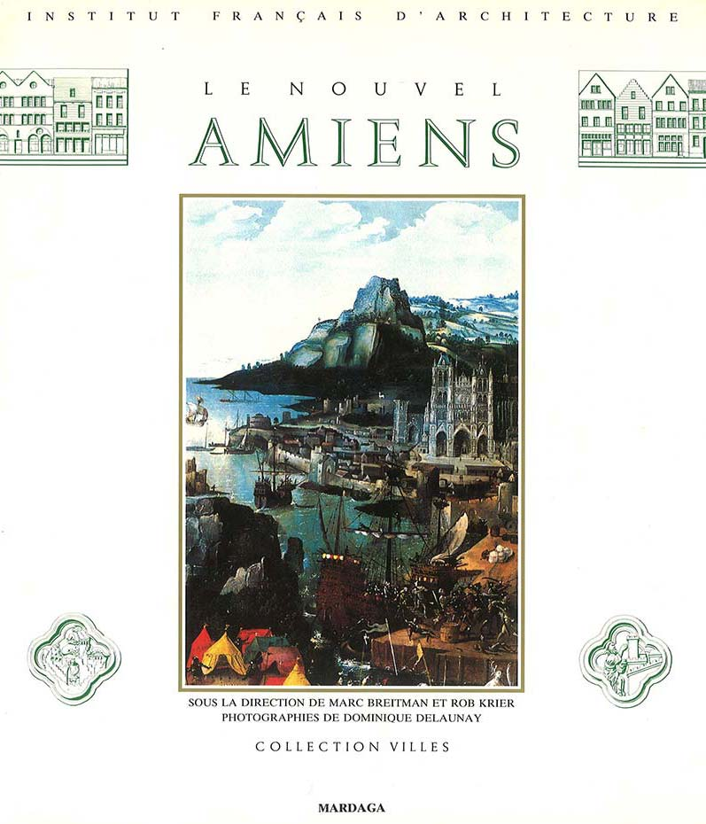 "Cover of the book ""Le Nouvel Amiens"""