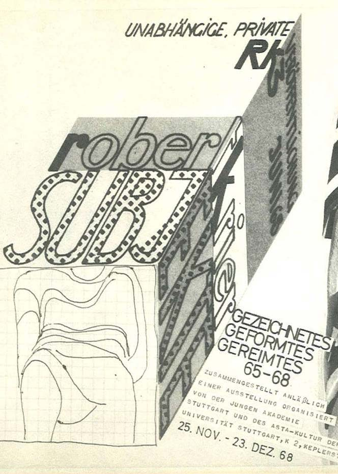 "Cover of the book ""Subjekte 65-68"""