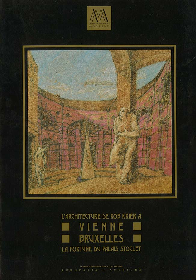 "Cover of the book ""Vienne Bruxelles"""